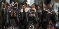 Patung Kucing